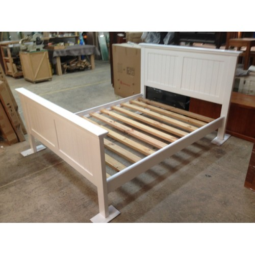 WASHINGTON SOLID TIMBER queen size bed  | Wood World Furniture