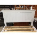 WASHINGTON SOLID TIMBER queen size bed    Wood World Furniture