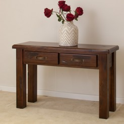RUSTIC 1200W HALL TABLE