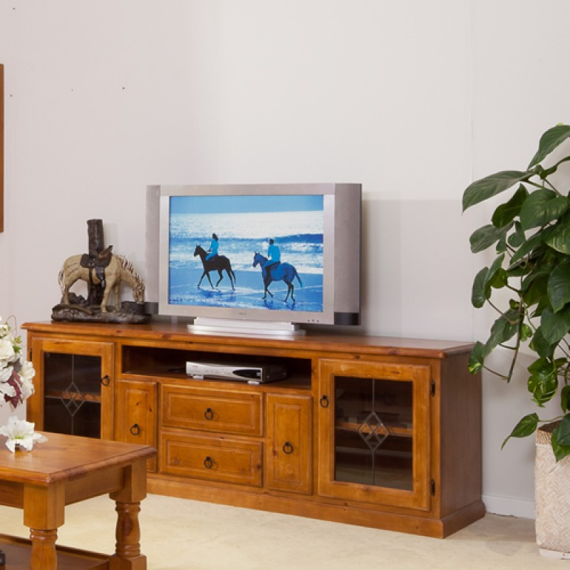BAYSWATER LOW LINE TV UNIT Wooden Furniture Sydney Timber Tables
