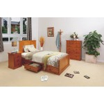 LIBRARY KING SINGLE BED SUITE