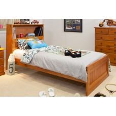 LIBRARY KING SINGLE BED [BED ONLY]