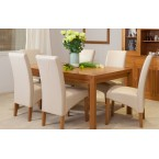 MOUNTAIN ASH JOE DINING TABLE SUITE
