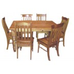 7 PCS TURNING LEGS DINING SUITE 1800 x 1050