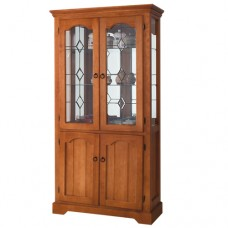 MCDC-001P SOLID WOOD DISPLAY UNIT