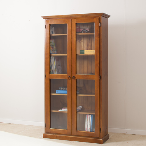 CLMCDC-005 BOOKCASE | Wood World Furniture