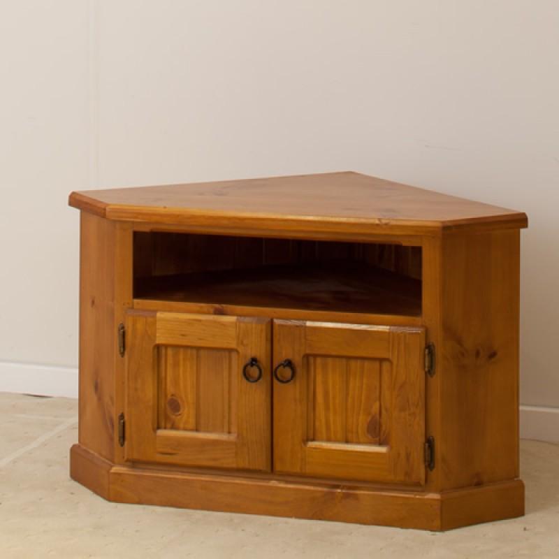 new style 7b541 1674f LOCAL MADE PINE CORNER TV UNIT | Wood World Furniture