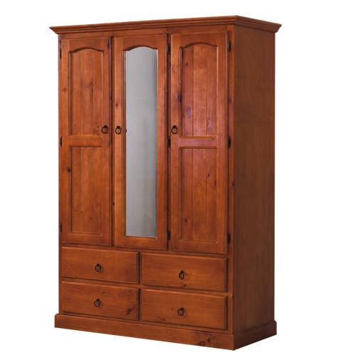 1200W LOCAL MADE WARDROBE | Wood World Furniture