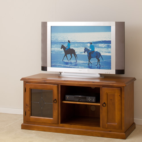 1300W LOW LINE TV UNIT [DISCONTINUED] | Wood World Furniture