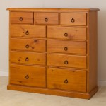 11 DRAWERS TALLBOY