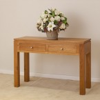 TASSIE OAK 1200W HALL TABLE