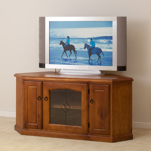 BIG CORNER LOW LINE TV UNIT (DISCONTINUED) | Wood World Furniture