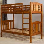 KING SINGLE BUNK BED (AUSTRALIA APPROVED CERTIFICATES) OUT OF STOCK