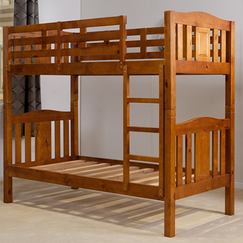 KING SINGLE BUNK BED (AUSTRALIA APPROVED CERTIFICATES) OUT OF STOCK | Wood World Furniture