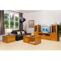 LOCAL MADE TASSIE OAK 3PCE TV UNIT | Wood World Furniture