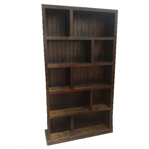 LOCAL MADE PINE BOOKCASE | Wood World Furniture