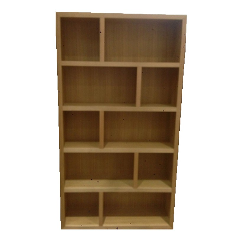 Local Made Tassie Oak Vogue Bookcase 1100w Wood World Furniture