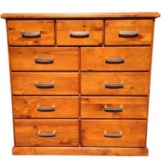 RAWSON 11 DRAWER TALLBOY