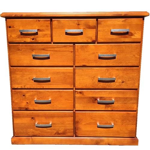 RAWSON 11 DRAWER TALLBOY | Wood World Furniture