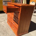 RAWSON 6 DRAWER TALLBOY | Wood World Furniture