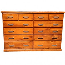 RAWSON 12 DRAWER LONGBOY