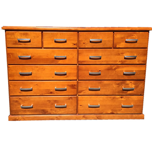 RAWSON 12 DRAWER LONGBOY | Wood World Furniture