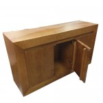 LOCAL MAKE TASSIE OAK BUFFET WITH 3 DOORS T15-BF