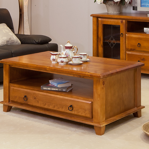 WCOT-HB COFFEE TABLE | Wood World Furniture