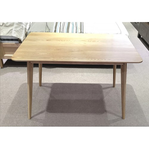 AMERICAN OAK ARVID 1200 x 800 TABLE  | Wood World Furniture
