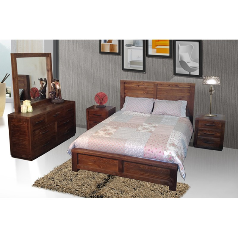 Auckland Queen Suite Limited Stock Discontinued Wood World Furniture