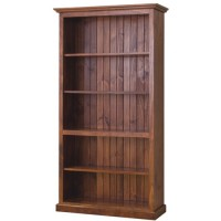 LOCAL MADE PINE BOOKCASE CL 6x 4