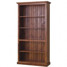 LOCAL MADE PINE BOOKCASE CL 6x 3