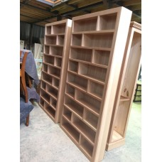 [CUSTOM MADE EXAMPLE] LOCAL MADE TASSIE OAK DVD RACK