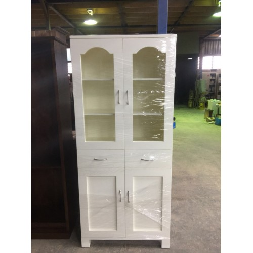 [CUSTOM MADE EXAMPLE] LOCAL MADE PINE CABINET | Wood World Furniture