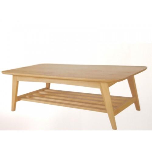 AMERICAN OAK ELSA COFFEE TABLE | Wood World Furniture