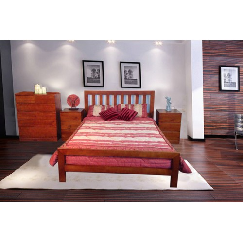 FLETCHER 4PCE QUEEN SUITE | Wood World Furniture