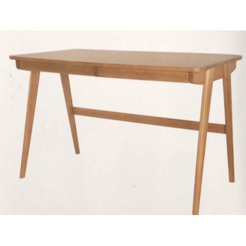 AMERICAN OAK HARDWOOD FREDA DESK  | Wood World Furniture