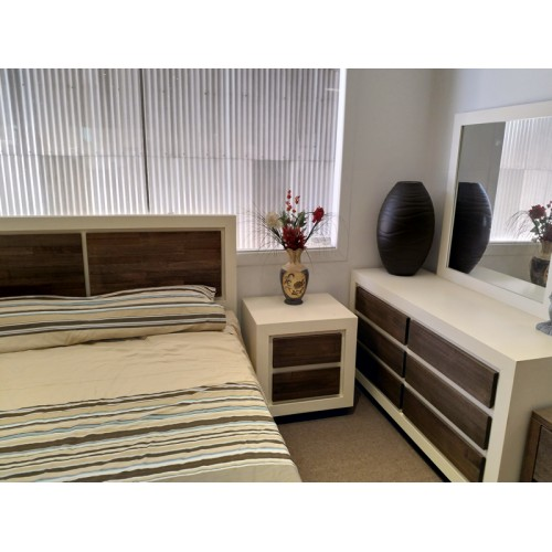 JARED QUEEN BEDROOM SUITE | Wood World Furniture