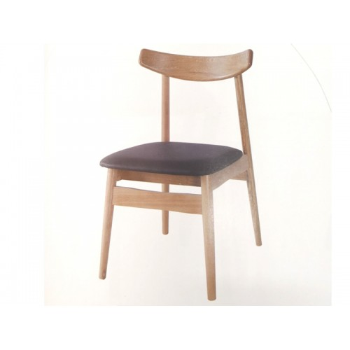 AMERICAN OAK OSKAR CHAIR | Wood World Furniture
