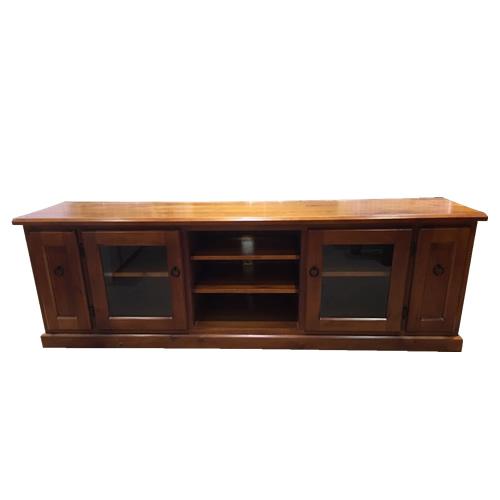 WALLIS 2000W LOW LINE TV UNIT | Wood World Furniture