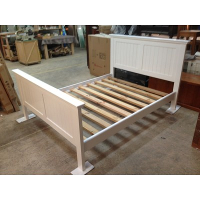 WASHINGTON SOLID TIMBER queen size bed
