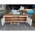 [Custom Made Example] Local Made Tassie Oak TV Unit CM-TV2104