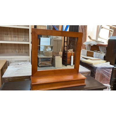 [Custom Made Example] Custom Made SOLID WOOD FRAME Mirror