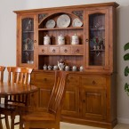 WBH 6/8 BUFFET & HUTCH