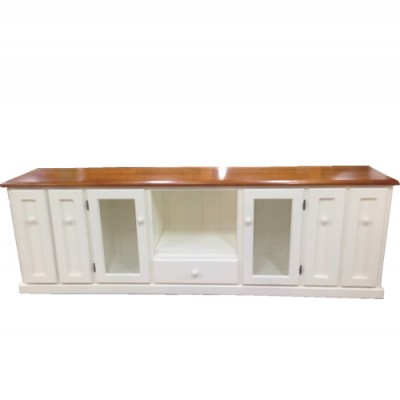 [Custom Made Example] Special TV Unit in Pine