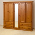 LOCAL MADE CL 2000W WARDROBE | Wood World Furniture