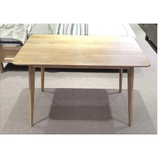 AMERICAN OAK ARVID 1200 x 800 TABLE