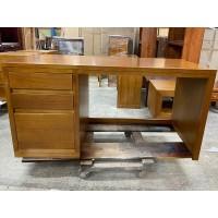 [Custom Made Example] Local made High Quality Tassie OAK 1500W Computer Desk