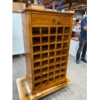 [CUSTOM MADE EXAMPLE] WINE RACK / Wine CABINET 745W