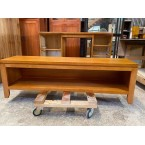 [Custom Made Example] Local Made Tassie Oak TV Unit / Entertainment UNIT 21TVUFE